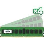 32GB kit (8GBx4) DDR4 PC4-17000 Registered ECC 1.2V