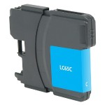 Laser Toner for select Brother printers - Replaces LC61C/LC65C (Cyan)