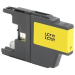Yellow Laser Toner Cartridge for Brother MFC-J280W, MFC-J425W, MFC-J430W, MFC-J435W, MFC-J625W, MFC-J825DW, MFC-J835DW, MFC-J5910DW, MFC-J6510DW, MFC-J6710DW, MFC-J6910DW