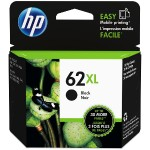 62XL - 12 ml - High Yield - black - original - ink cartridge - for Envy 55XX, 56XX, 76XX; Officejet 200, 250, 252, 57XX, 8040