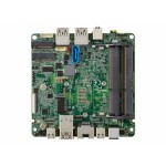 Intel Next Unit of Computing Board NUC5i3MYBE - Motherboard - UCFF -  Core i3 5010U - USB 3.0 - Gigabit LAN - onboard graphics - HD Audio (8-channel) BLKNUC5I3MYBE