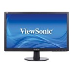 "ViewSonic VA1917A - LED monitor - 19"" - 1366 x 768 - TN - 200 cd/m² - 600:1 - 5 ms - VGA VA1917A"
