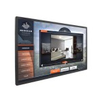 "PS8250T - 82"" Class LED display - interactive communication - with touchscreen - 1080p (Full HD) 1920 x 1080 - edge-lit"