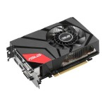 GTX970-DCMOC-4GD5 - Graphics card - GF GTX 970 - 4 GB GDDR5 - PCIe 3.0 x16 - 2 x DVI, HDMI, DisplayPort