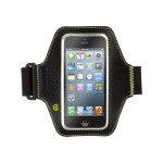 Trainer - Arm pack for cell phone - neoprene, vinyl - for Apple iPhone 5, 5s
