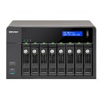 TS-853U-RP - NAS server - 8 bays - rack-mountable - SATA 6Gb/s - RAID 0, 1, 5, 6, 10, 5 hot spare, 6 hot spare, 10 hot spare - Gigabit Ethernet - iSCSI - 2U
