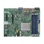 SUPERMICRO A1SRM-2558F - Motherboard - micro ATX - Intel Atom C2558 - 4 x Gigabit LAN - onboard graphics