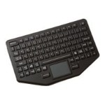 iKey SL-86-911-TP-USB-P - Keyboard - USB - black