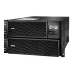 Smart-UPS On-Line 10000VA RM - UPS (rack-mountable) - AC 208 V - 10 kW - 10000 VA - Ethernet 10/100, RS-232, USB - output connectors: 7 - 6U - black