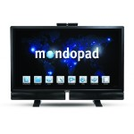 "Mondopad - Multi-touch 57"" Collaboration Display Kit with Sound bar and Table Stand"