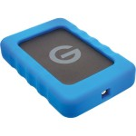 G-Technology G-DRIVE ev RaW 1TB - Rugged and Lightweight USB 3.0 Hard Drive 0G04101