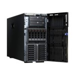 "System x3500 M5 5464 - Server - tower - 5U - 2-way - 1 x Xeon E5-2640V3 / 2.6 GHz - RAM 16 GB - SAS - hot-swap 2.5"" - no HDD - DVD-Writer - G200eR2 - GigE - no OS - monitor: none - Express"