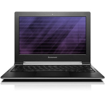 LenovoTopSeller N20 Intel Celeron N2830 Dual-Core 2.16GHz Chromebook - 2GB RAM, 500GB HDD + 16GB SSD, 11.6