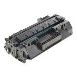 eReplacements CF280A-ER - Black - toner cartridge ( equivalent to: HP 80A ) - for HP LaserJet Pro 400, 400 M401a, 400 M401d, 400 M401dn, 400 M401dne, 400 M401dw, 400 M401n CF280A-ER