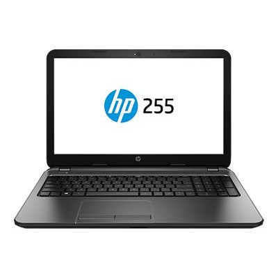 HPSmart Buy 255 G3 AMD Dual-Core E1-6010 1.35GHz Notebook PC - 4GB RAM, 500GB HDD, 15.6