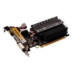 GeForce GT 730 - ZONE Edition - graphics card - GF GT 730 - 1 GB DDR3 - PCIe 2.0 x16 low profile - DVI, D-Sub, HDMI - fanless