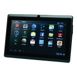 "Zeepad 7DRK-Q - Tablet - Android 4.4 (KitKat) - 4 GB - 7"" TFT (800 x 480) - USB host - microSD slot - black"
