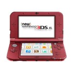 New  3DS XL - Handheld game console - red