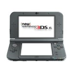 Nintendo New  3DS XL - Handheld game console - black REDSVAAA