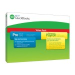 Intuit QuickBooks Pro 2015 - Box pack - 1 user - DVD - Win - North America - with Enhanced Payroll 2015 424340