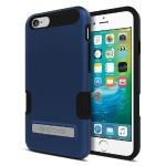 Seidio DILEX Pro with Metal Kickstand - Royal Blue CST2IPH6K-RB