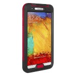 OBEX Samsung Galaxy Note 3 Case - Black/Red
