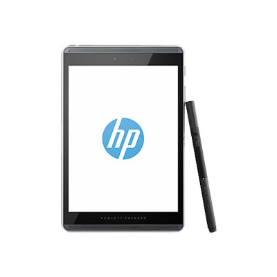 HP Smart Buy Pro Slate 8 Qualcomm Snapdragon 8074 Quad-Core 2.3GHz Tablet - 2GB RAM, 32GB eMMC SSD, 7.86