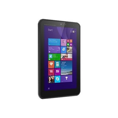 HPPro Tablet 408 G1 Intel Atom Quad-Core Z3736F 1.33GHz Tablet - 2GB RAM, 64GB eMMC SSD, 8
