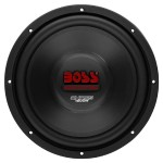 CHAOS CH12DVC - Subwoofer driver - for car - 900 Watt