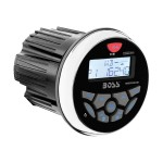 MGR350B - Marine - digital receiver - in-dash - 60 Watts x 4