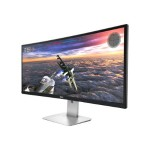 "Dell UltraSharp 34"" Curved 21:9 WQHD Monitor - 3440x1440 U3415W"