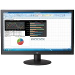 HP Inc. Smart Buy V241p 23.6-inch LED Backlit Monitor - Black K0Q34A8#ABA