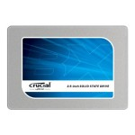 "Crucial BX100 - Solid state drive - 1 TB - internal - 2.5"" - SATA 6Gb/s CT1000BX100SSD1"