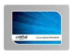 Crucial BX100 - solid state drive - 500 GB - SATA 6Gb/s CT500BX100SSD1
