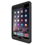 nuud Case for iPad mini 3/2/1 - Black/Black