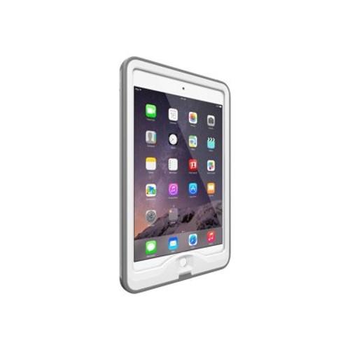 watch 790db d85d5 MacMall | LifeProof NÜÜD - Marine case for tablet - white - for Apple iPad  mini; iPad mini 2; 3 77-50781
