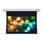 Evanesce Tension B Series ETB120HW2-E8 - Projection screen - motorized - 110 V - 120 in ( 305 cm ) - 16:9 - CineWhite - white