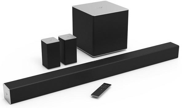 Macmall Vizio 40 Quot 5 1 Channel Bluetooth Soundbar With