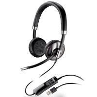 Plantronics Blackwire C725-M - 700 Series - headset - on-ear - wired - active noise canceling 202581-01