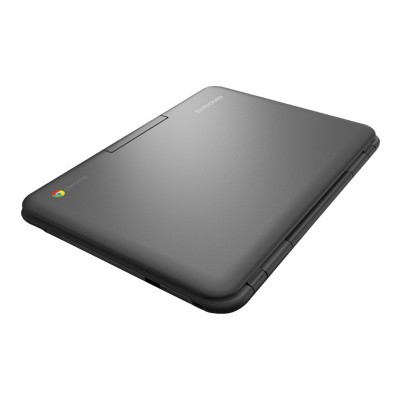 LenovoN21 80MG Intel Celeron Dual-Core N2840 2.16GHz Chromebook - 2 GB RAM, 16GB SSD, 11.6
