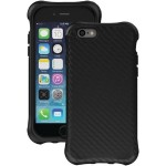 Zenprise Urbanite Case for iPhone 6s & 6 - Black Carbon Fiber UR1453-A71N