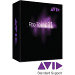 Pro Tools 11 - Professional Audio Recording and Music Creation Software (Boxed with DVDs, Standard 12-Month Support)