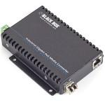 PoE Industrial Gigabit Ethernet Media Converter, SFP
