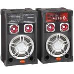 """6"""" Professional Bluetooth Speaker Pair"""