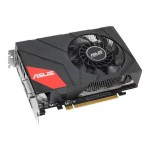 GTX960-MOC-2GD5 - Graphics card - GF GTX 960 - 2 GB GDDR5 - PCIe 3.0 x16 - DVI, HDMI, 3 x DisplayPort