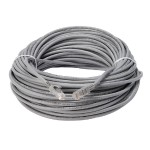 Lorex Technology 100ft CAT-5E In-Wall Rated Extension Cable CBL100C5RU