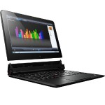 "ThinkPad Helix 20CG - Ultrabook - Core M 5Y71 / 1.2 GHz - Win 8.1 Pro 64-bit - 8 GB RAM - 256 GB SSD TCG Opal Encryption - 11.6"" IPS touchscreen 1920 x 1080 (Full HD) - HD Graphics 5300 - Wi-Fi - graphite black"