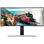 "34"" Ultra Wide Curved LED Monitor (Ultra WQHD 21:9)"
