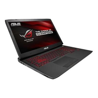 ASUSROG G751JL-DS71 - Core i7 4720HQ / 2.6 GHz - Windows 8.1 64-bit - 16 GB RAM - 1 TB HDD - DVD-Writer - 17.3
