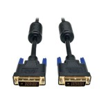 30-ft. DVI Dual Link Cable, Digital TMDS Monitor Cable (DVI-D M/M)